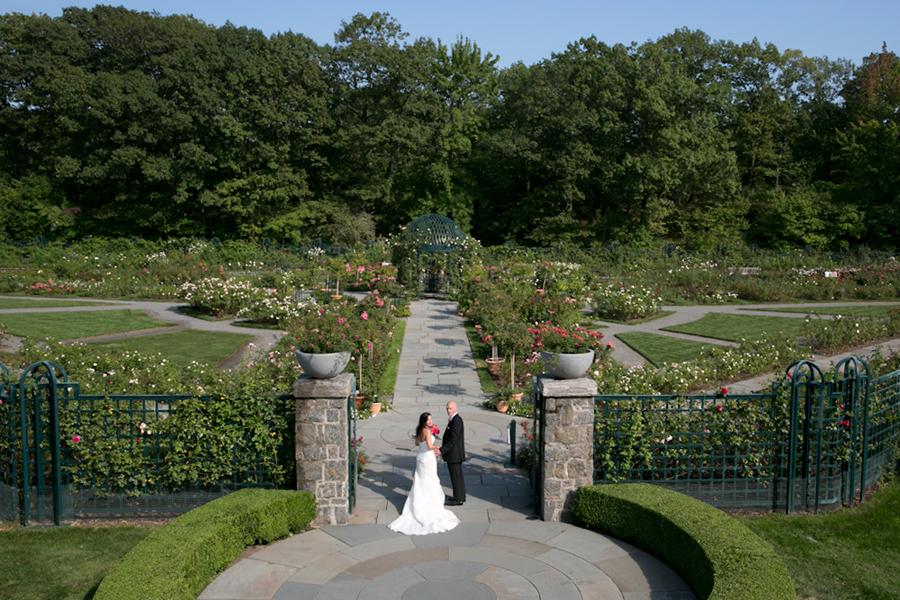 New york botanical garden wedding lillian amy goldman stone mill christopher lane photography for New york botanical garden wedding cost