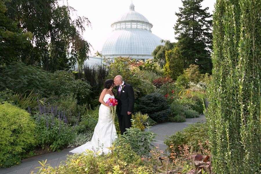 New York Botanical Garden Wedding Lillian Amy Goldman Stone Mill Christopher Lane Photography