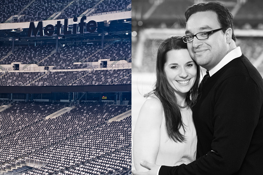 Metlife stadium wedding