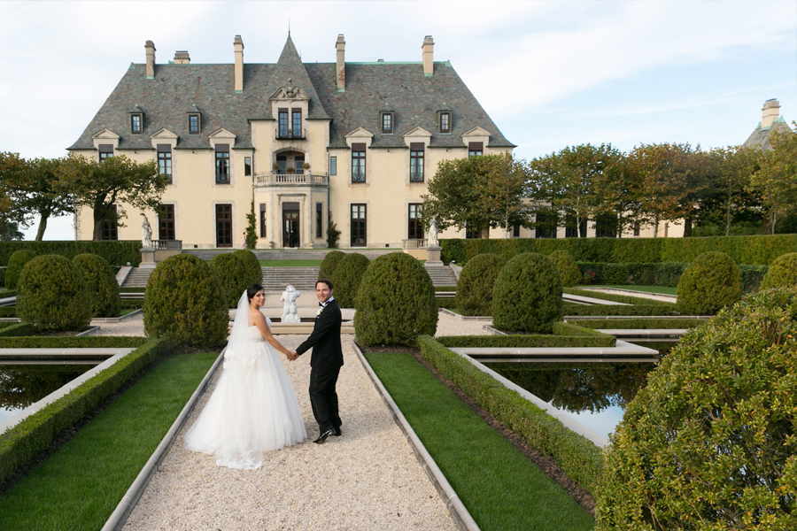 Cost Long Island Castles Wedding In Oheka Castle New York Christopher Lane